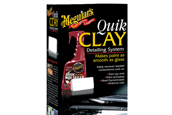 Meguiar's Quick Clay Detailing System